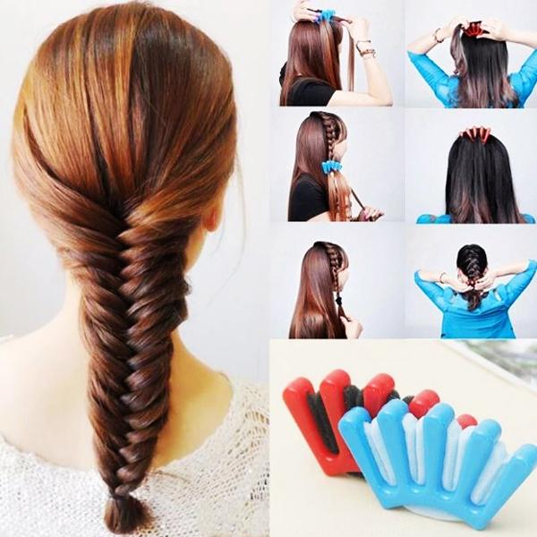 French Braid Hair Tool