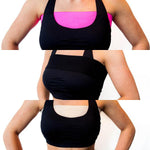 Adjustable No-Bounce Fitness Bras Belt