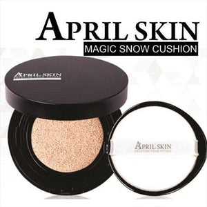 April Skin Magic Snow Air Cushion