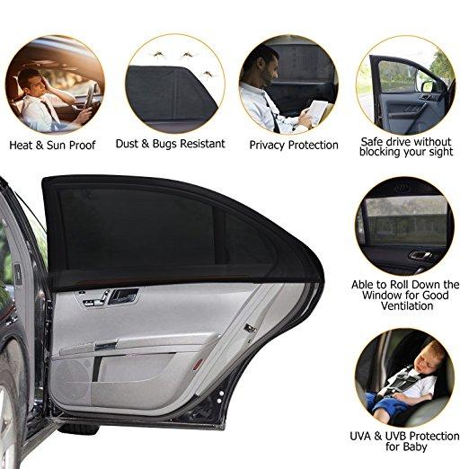 Full UV Protect Car Sun Shade