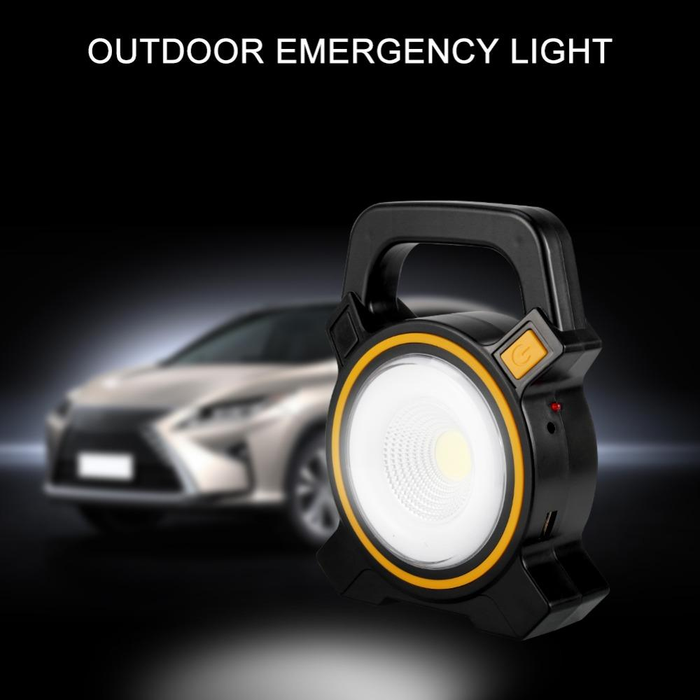 Outdoor Emergency Light