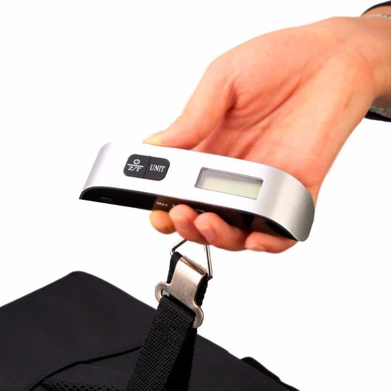 Portable LCD Display Luggage Scale - Living Chic