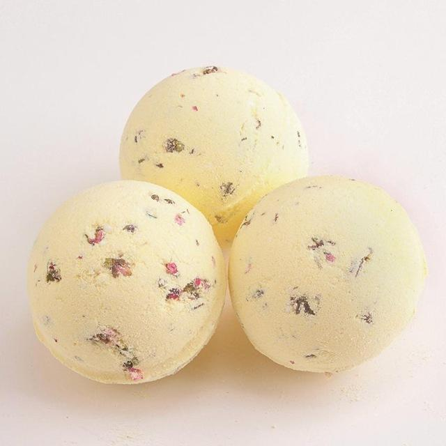 Romantic Bath Salt Bombs