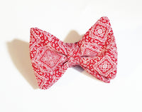 Bandanas 4 Life Selftie Butterfly Bow Tie