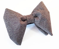 """Sir. Bentley"" Oversized Pretied Butterfly Bow Tie."