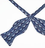 The Bowtie King's Crown Selftie Butterfly Bow Tie