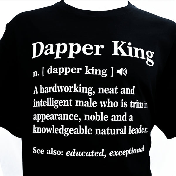 Dapper King Tee