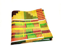 Kente African Pocket Square