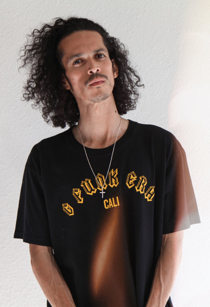 G FUNK ERA CALI | TRASH TEE BLACK