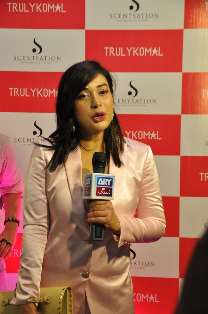TRULY KOMAL EVENT - 2020