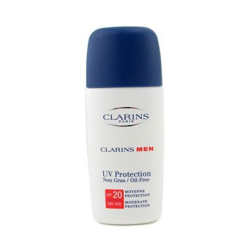 Clarins Men UV Protection Non Gras / Oil-Free SPF 20