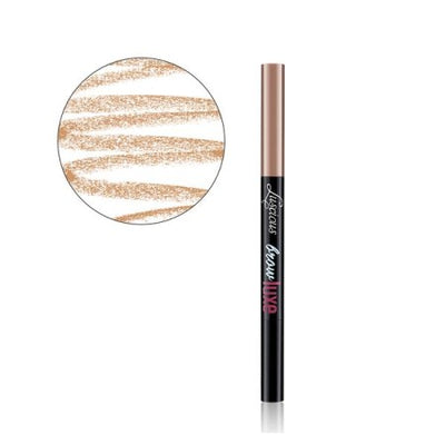LUSCIOUS BROW LUXE EYE BROW DESIGNER PENCIL #1