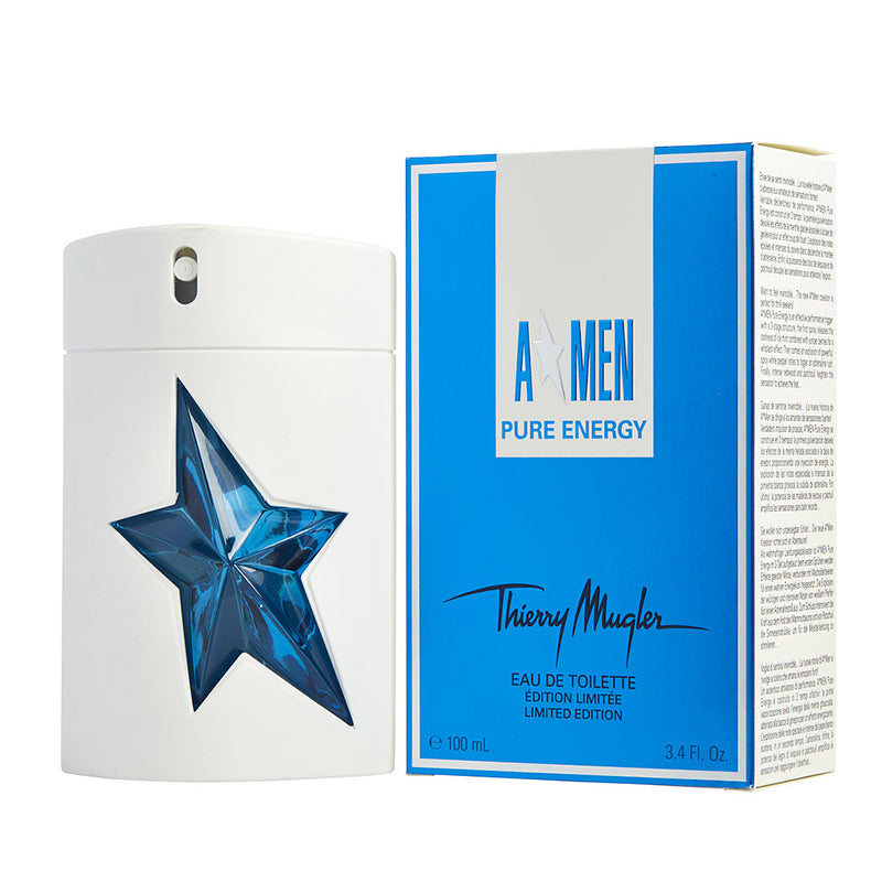 THIERRY MUGLER A MEN PURE ENERGY EDT 100 ML