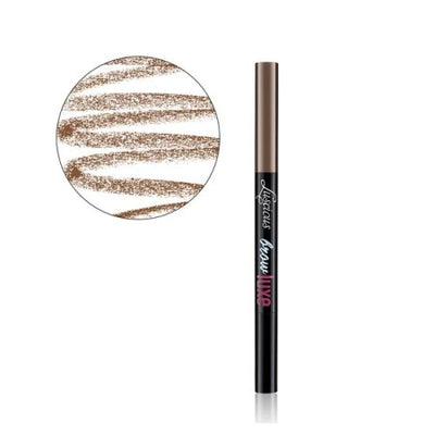 LUSCIOUS BROW LUXE EYE BROW DESIGNER PENCIL #3