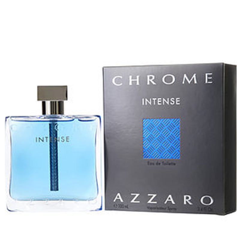 AZZARO CHROME INTENSE EDT 100 ML