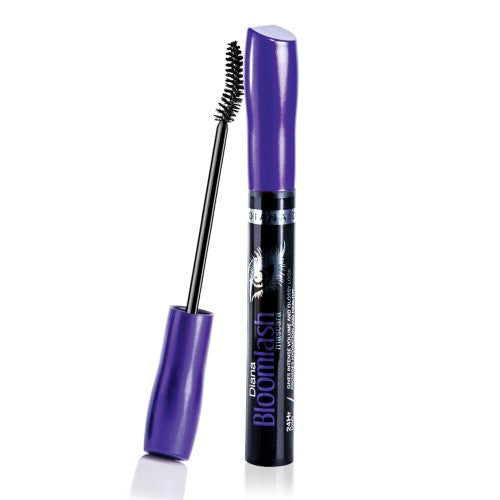 DIANA OF LONDON BLOOMLASH MASCARA BLUE