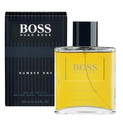 HUGO BOSS NUMBER ONE EDT 125 ML
