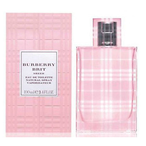 BURBERRY BRIT SHEER WOMEN EDT 100 ML
