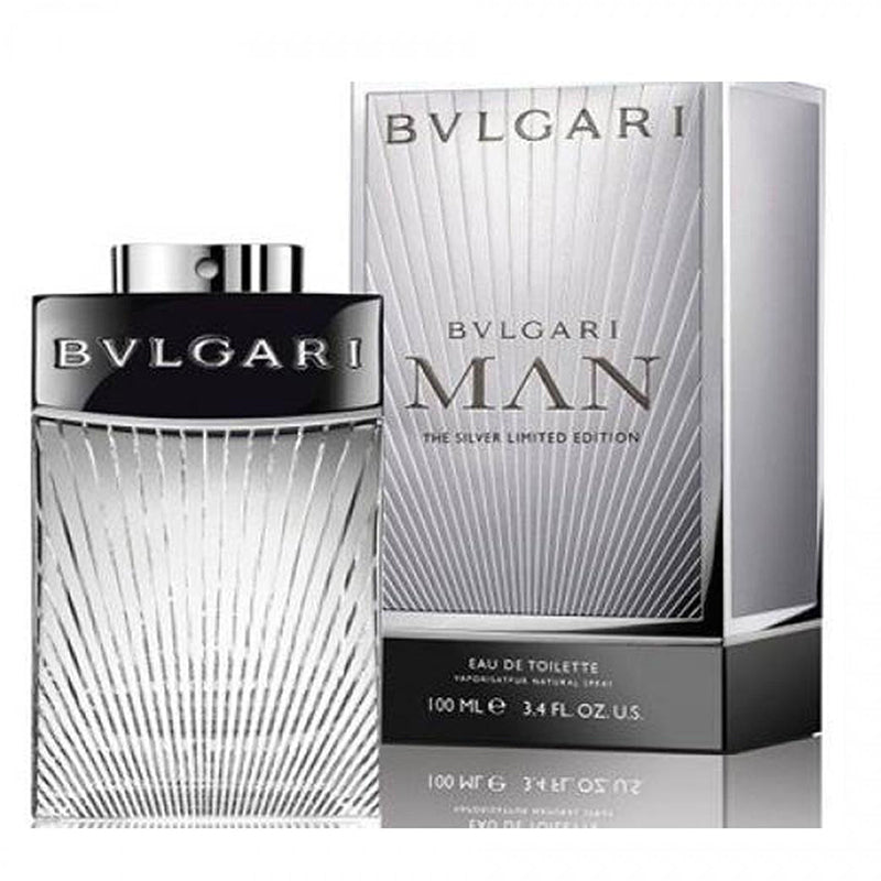 BVLGARI MAN SILVER LIMITED EDITION 100 ML