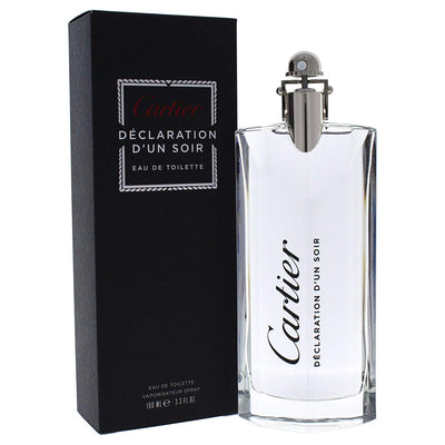 CARTIER DECLARATION DUN SOIR EDT 100ML