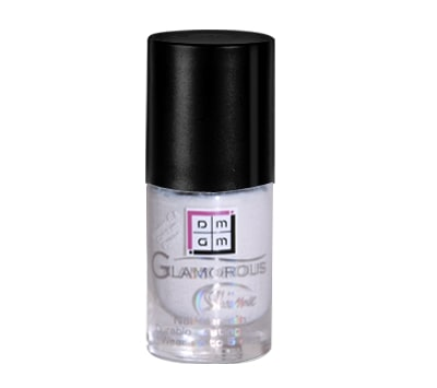 DMGM GLAMOROUS SHINE NAIL-VARNISH CLEAR CRYSTAL