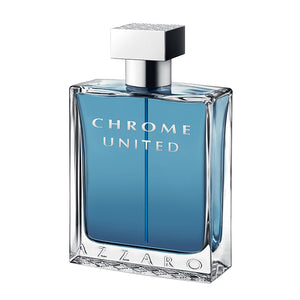 AZZARO CHROME UNITED POUR HOMME EDT 100 ML