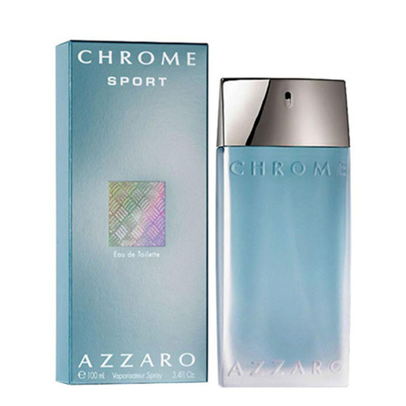 AZZARO CHROME SPORT EDT 100 ML
