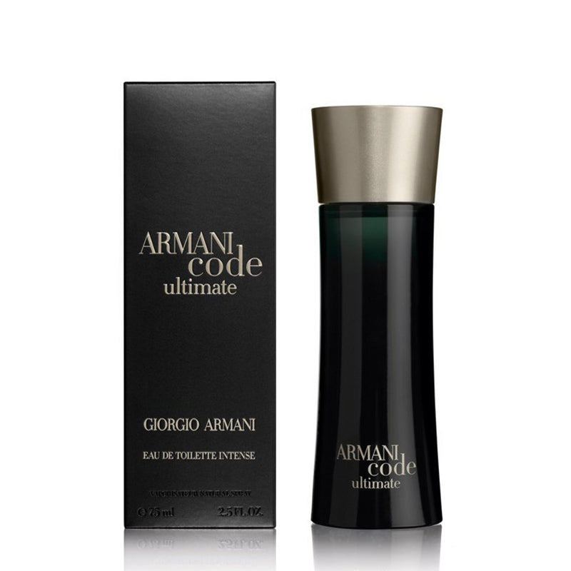 GIORGIO ARMANI CODE ULTIMATE EDT 75 ML