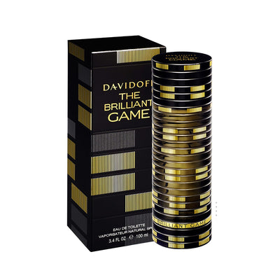 DAVIDOFF BRILLIANT GAME EDT 100ML