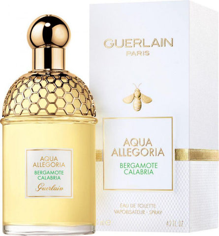 GUERLAIN AQUA ALLEGORIA BERGAMOTE/ CALABIRIA EDT 75 ML SPRAY