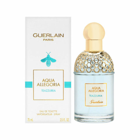 GUERLAIN AQUA ALLEGORIA TEAZZURRA EDT 75 ML SPRAY