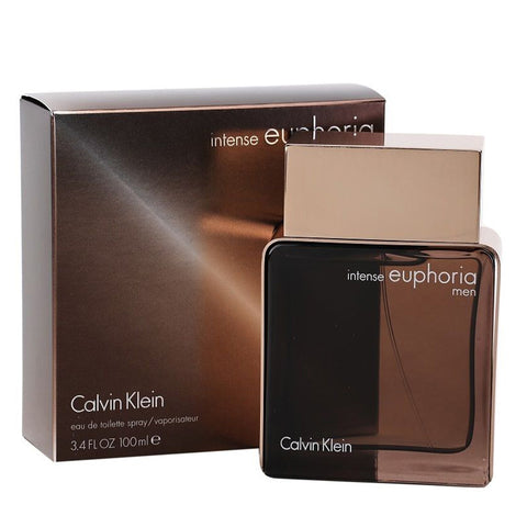 CK EUPHORIA INTENSE MALE EDT 100 ML