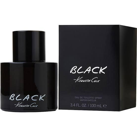 KENNETH COLE BLACK MAN EDT 100ML