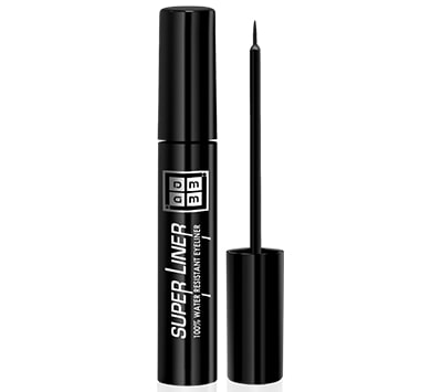 DMGM SUPER LINER WATER RESISTANT EYE LINER - BLACK