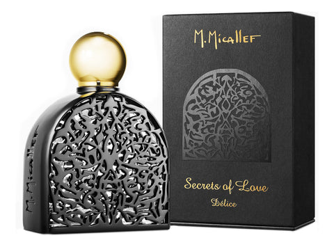 MICALLEF Secrets Of Love Delice EDP 75ML