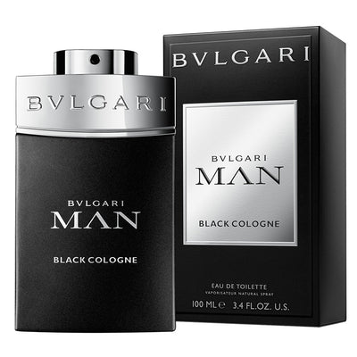 BVLGARI MAN IN BLACK COLOGNE EDT 100 ML