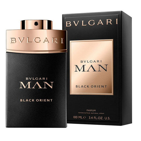 BVLGARI MAN BLACK ORIENT PERFUME 100 ML