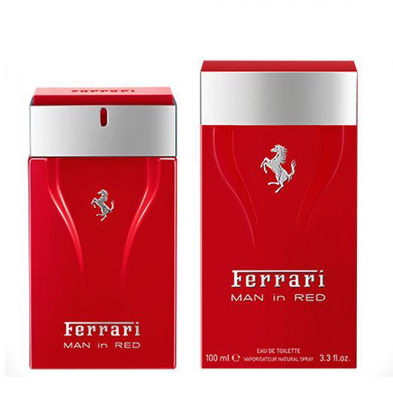 FERRARI MAN IN RED EDT 100ML