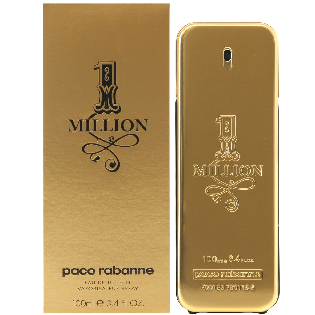 PACO RABANNE 1 MILLION MEN EDT 100ML