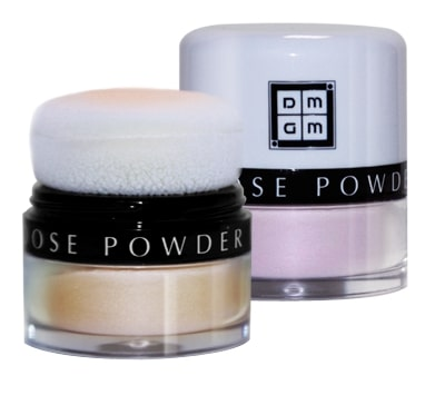 DMGM SHIMMER & SHINE LOOSE POWDER SILVER