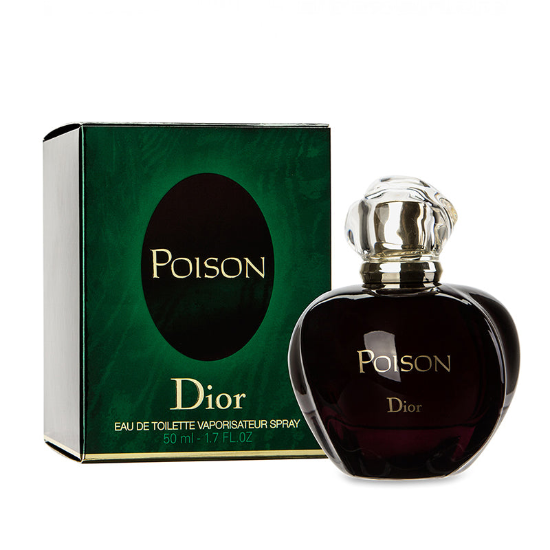 CHRISTIAN DIOR POISON EDT 100ML