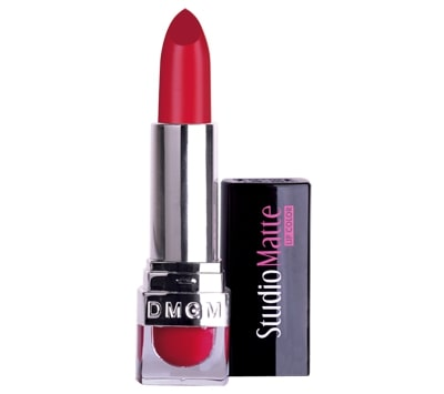 DMGM STUDIO MATTE LIPCOLOR RED ON FIRE