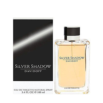 DAVIDOFF SILVER SHADOW MALE EDT 100ML