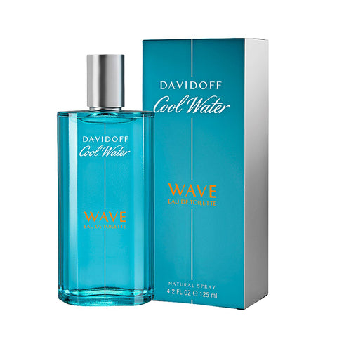 DAVIDOFF COOL WATER WAVE EDT 125