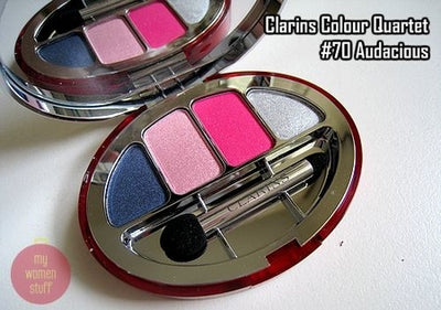 Clarins Colour Quartet Eyeshadow Quad #70 Audacious