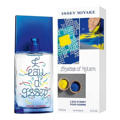Issey Miyake L'Eau d'Issey pour Homme Shades of Kolam Edt 125ml