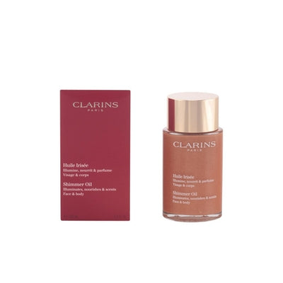 Clarins Shimmer Face and Body Oil 100 ml