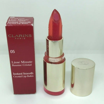 Clarins Instant Smooth Crystal Lip Balm 05 CRYSTAL ROSE