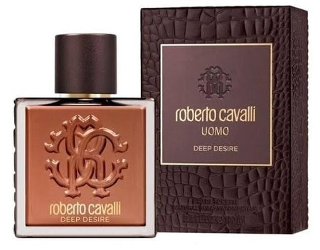Roberto Cavalli Uomo Deep Desire Men Edt 100ml