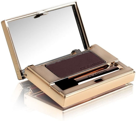Clarins Ombre Minerale Smoothing And Long Lasting Mineral Eyeshadow, 12 Aubergine,